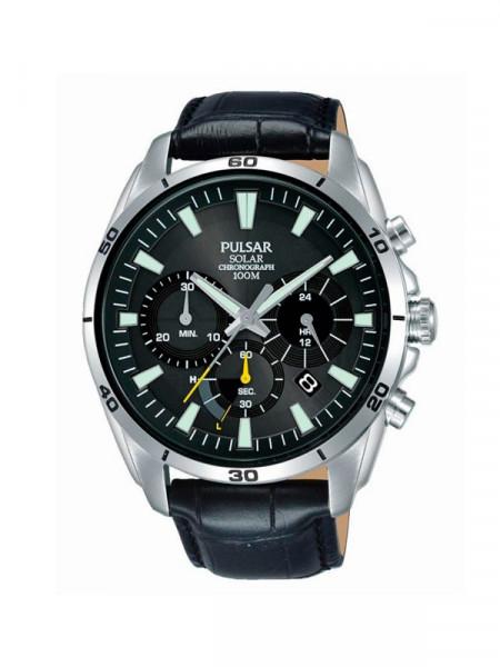 Годинник Pulsar chronograph solar 100m 7n0042