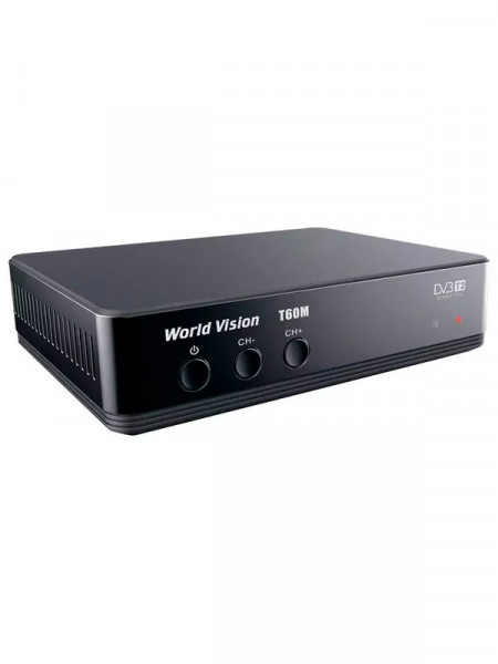 Ресивери ТВ World Vision t60m t2