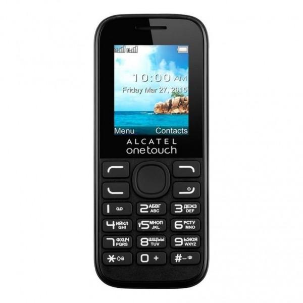 Мобільний телефон Alcatel onetouch 1052d dual sim