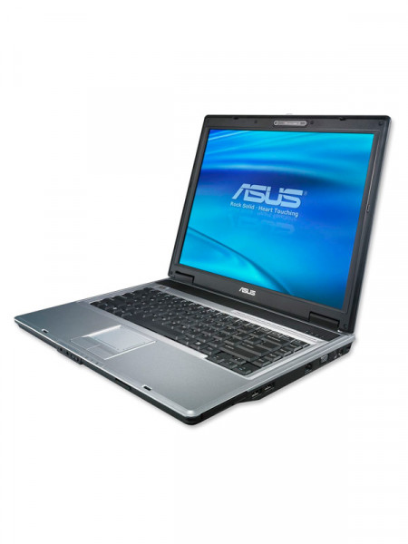 "Ноутбук экран 15,6"" Asus core 2 duo t7500 2,4ghz/ ram2048mb/ hdd250gb/ dvd rw"