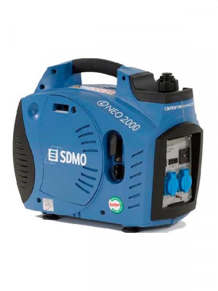 Бензиновый электрогенератор Sdmo ineo 3000
