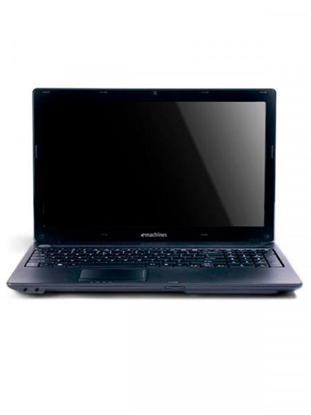 "Ноутбук экран 15,6"" Emachines pentium p6100 2,00ghz/ ram3072mb/ hdd1000gb/ dvd rw"