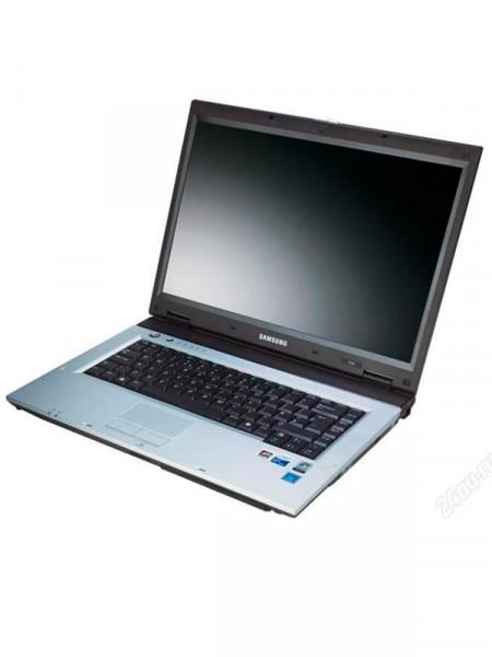 "Ноутбук екран 15,4"" Samsung celeron m420 1,6ghz/ ram768mb/ hdd250gb/ dvd rw"