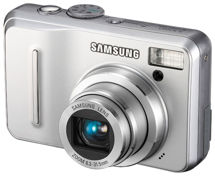Фотоаппарат цифровой Samsung s1060 бу