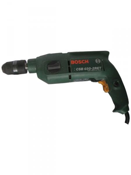 Дрель ударная до 650Вт Bosch cbs 650-2