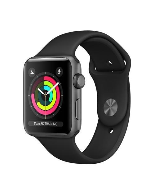 Часы Apple watch series 3 38mm aluminium