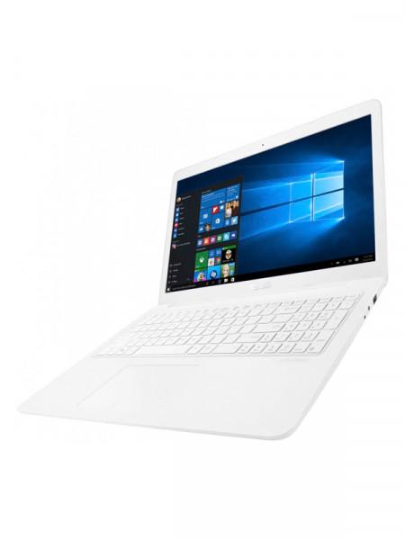 "Ноутбук экран 15,6"" Asus pentium n3710 1,6ghz/ ram4gb/ hdd500gb/ dvdrw"