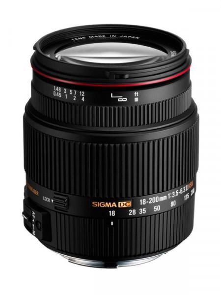 Фотообъектив Sigma af 18-200mm f3.5-6.3 ii dc os hsm