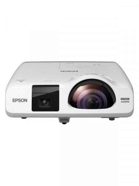 Проектор мультимедійний Epson eb-536wi
