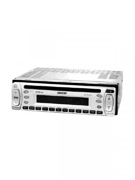 Автомагнитола DVD Sony cdx-l400x