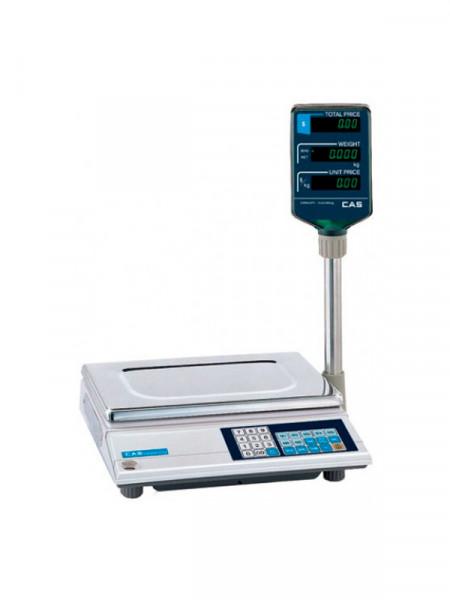 Электронные весы - Cas ap-15 m rs232 dual