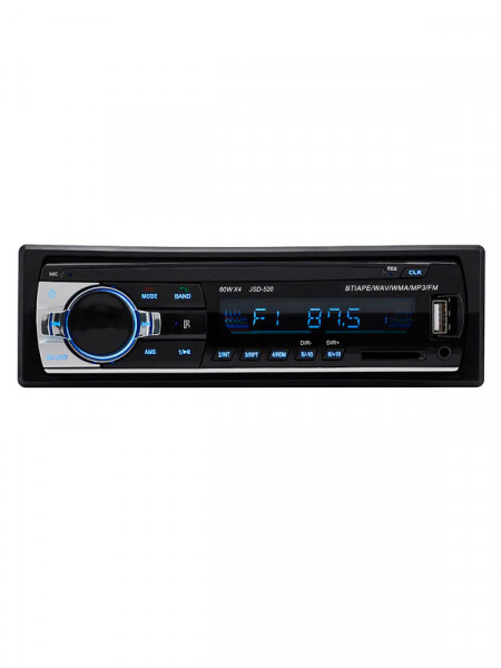 Автомагнітола CD MP3 Mp3 60wx4 jsd-520