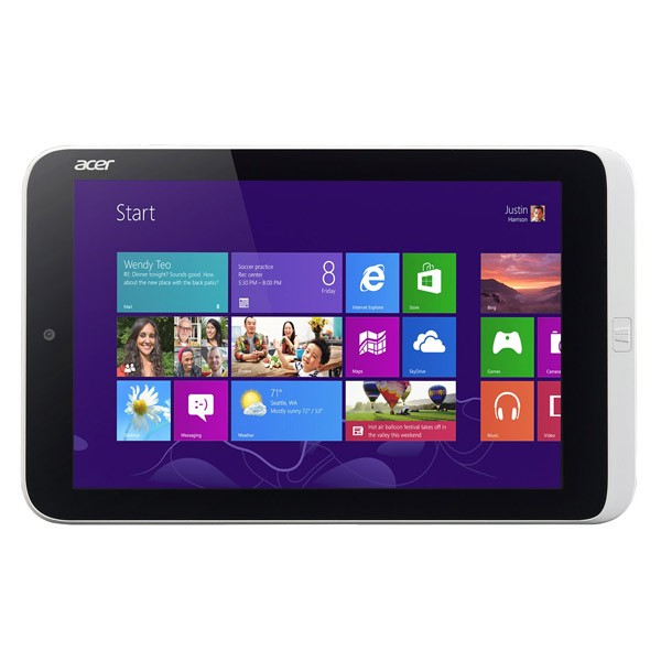 Планшет Acer iconia tab w3-810 64gb