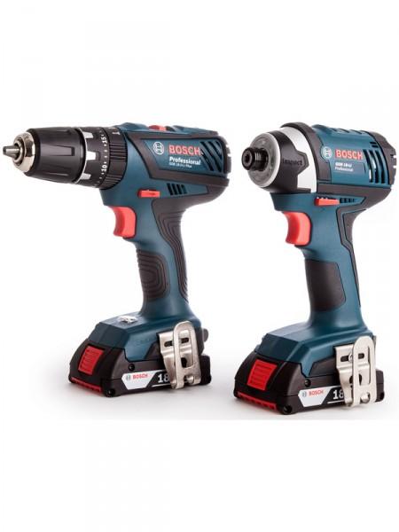 Набір електроінструментів Bosch bosch gsr 18 li / gdr 18li