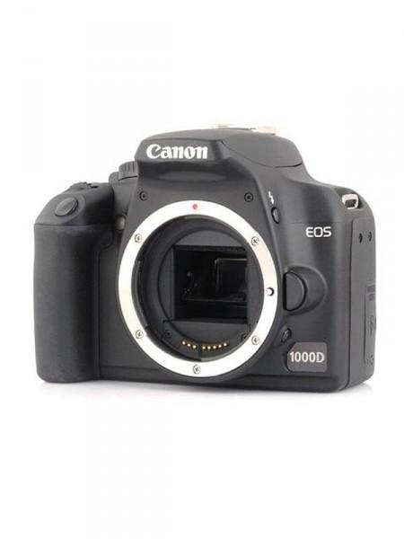 Фотоаппарат цифровой Canon eos 1000d без объектива