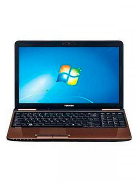 "Ноутбук экран 15,6"" Toshiba core i3 2330m 2,2ghz /ram4096mb/ hdd500gb/video gf gt520m/ dvd rw"
