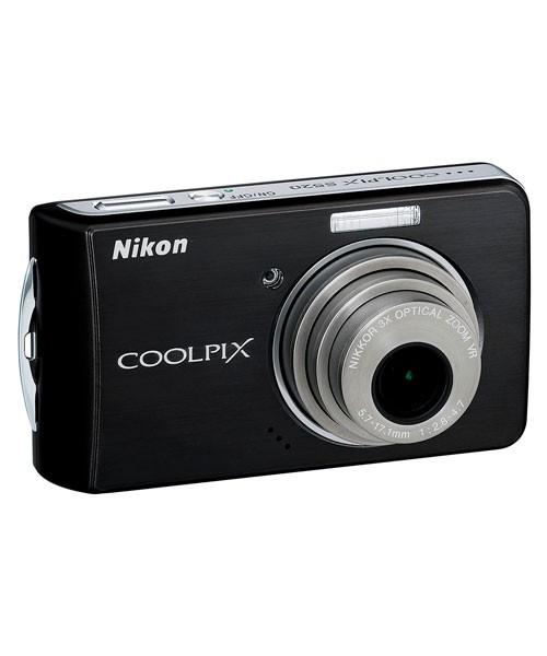 Фотоаппарат цифровой Nikon coolpix s520