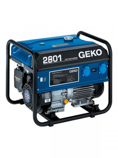 Бензиновий електрогенератор Geko 2801 ea/mhba