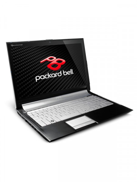 "Ноутбук екран 15,6"" Packard Bell core 2 duo t6600 2,2ghz /ram4096mb/ hdd250gb/ dvd rw"