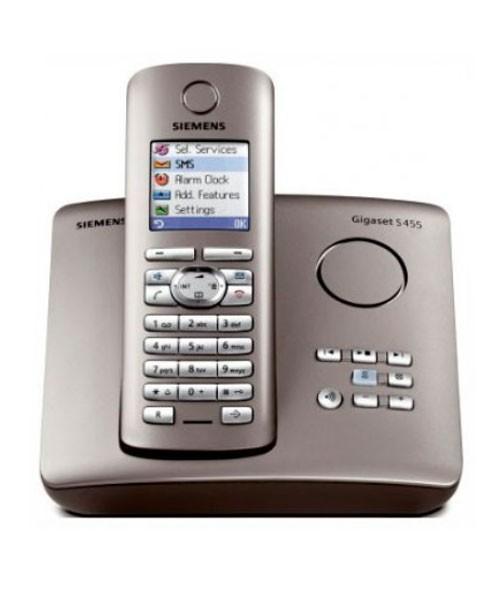 Радиотелефон DECT Siemens gigaset s455