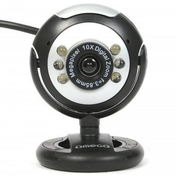 Веб камера Omega с12sb ouw12sb
