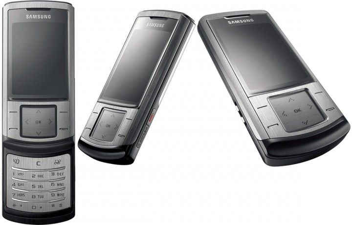 Мобильный телефон Samsung u900