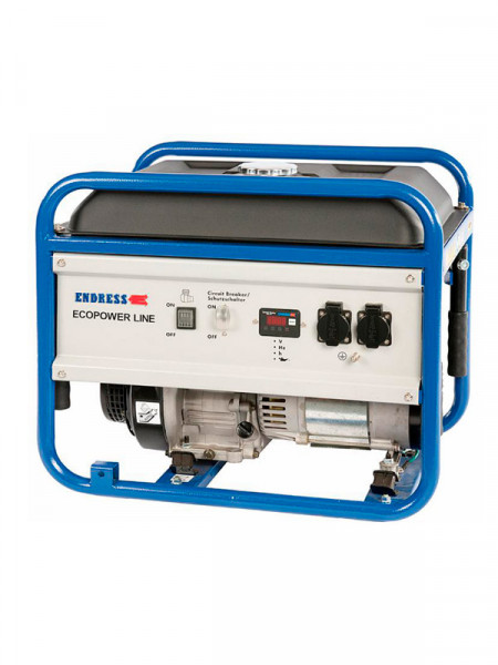 Бензиновий електрогенератор Endress ese 3000bs 3.0квт