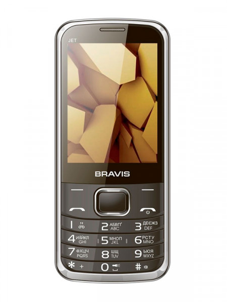 Мобільний телефон Bravis jet