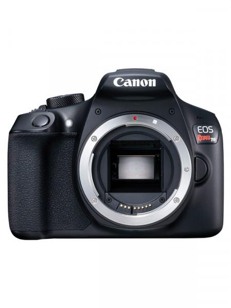 Фотоаппарат цифровой Canon eos rebel t6 без объектива