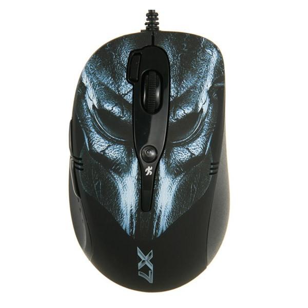 Мышка компьютерная A4 Tech xl-760h