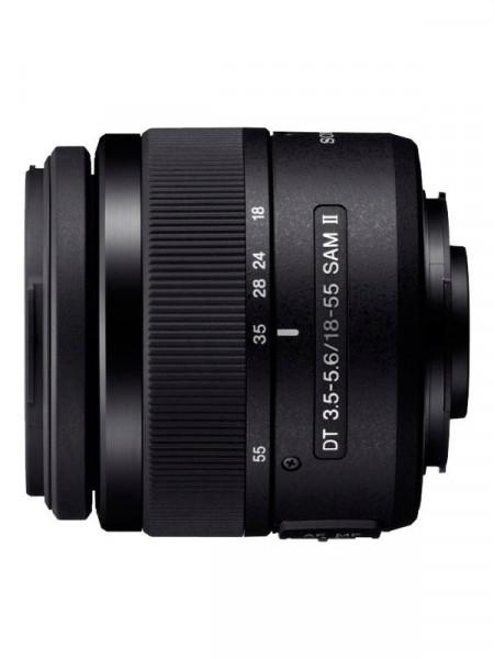 Фотооб'єктив Sony sal-18552 dt 18-55mm f3.5-5.6 sam ii
