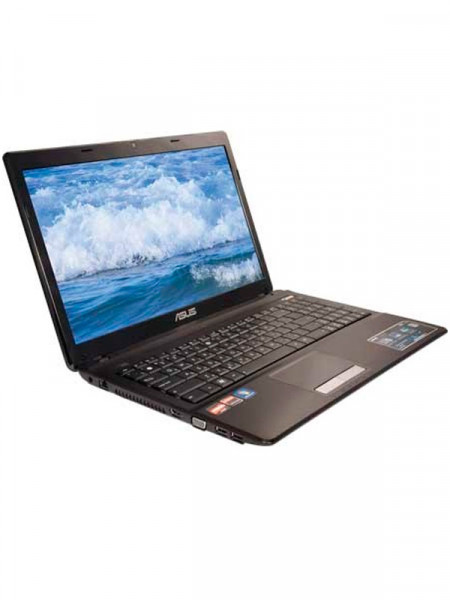 "Ноутбук экран 15,6"" Asus amd c60 1,0ghz/ ram2048mb/ hdd120gb/dvd rw"