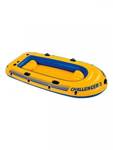 Човен надувний Intex challenger 3 set 68369