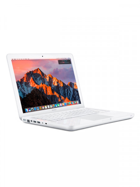 "Ноутбук екран 13,3"" Apple Macbook core 2 duo 2,4ghz/ ram 2gb/ hdd320gb/video gf320m/ dvdrw a1342"