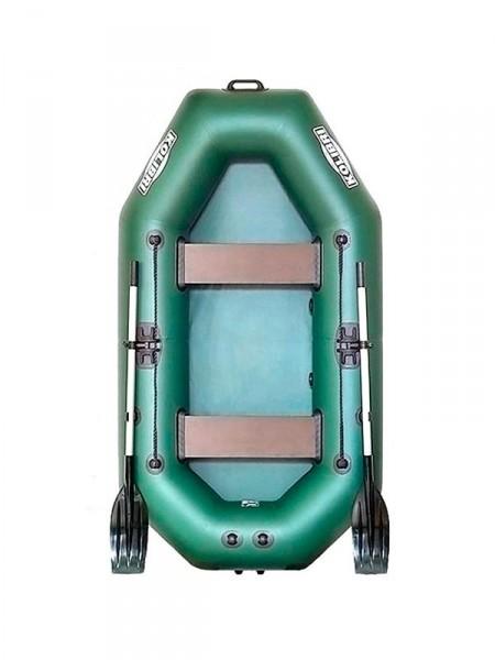 Човен надувний * kolibri к-260т насос