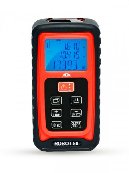 Лазерна рулетка Ada robot 80