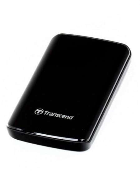 """HDD-зовнішній Transcend 320gb 2,5"""" usb2.0"""