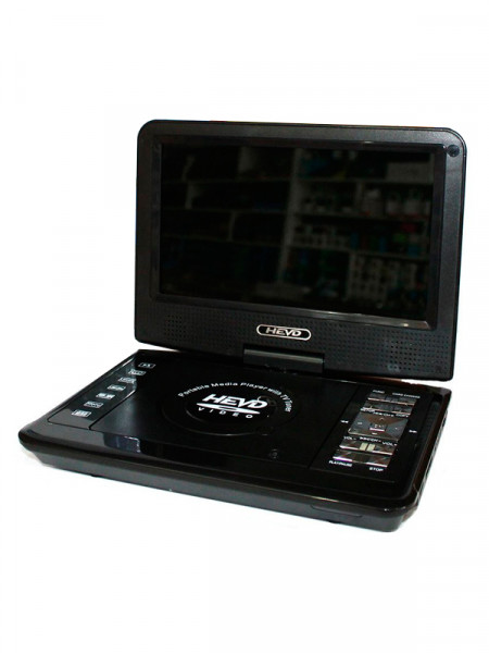 DVD-програвач портативний з екраном Hevd 911