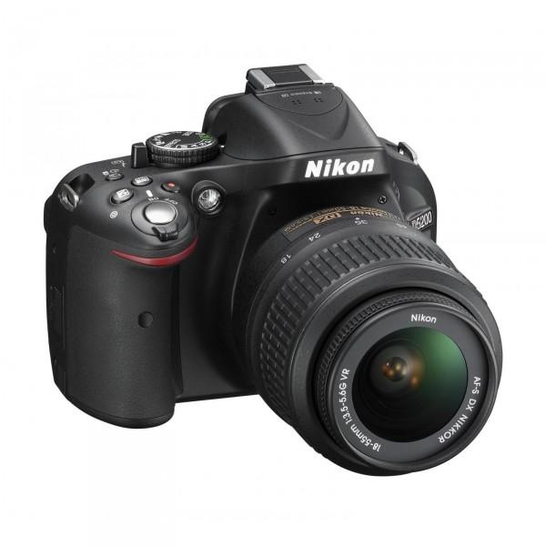 Фотоаппарат цифровой Nikon d5200 kit 18-55 vr ii