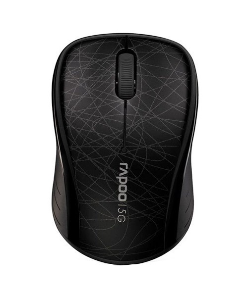 Беспроводная мышка Rapoo 3100p wireless optical mouse