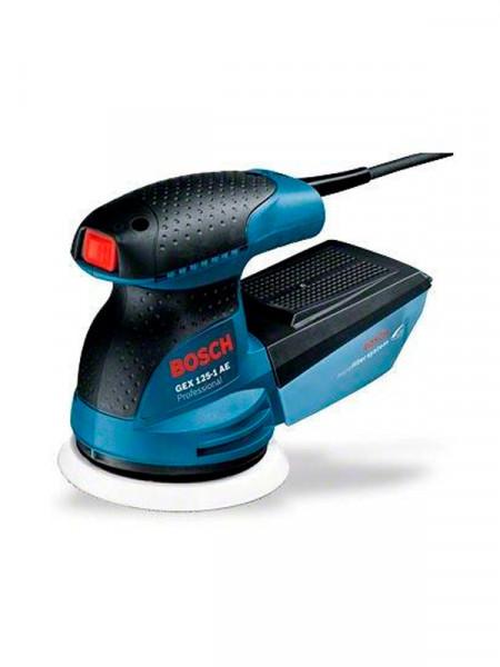 Шлифмашина вибро Bosch gex 125-1 ae