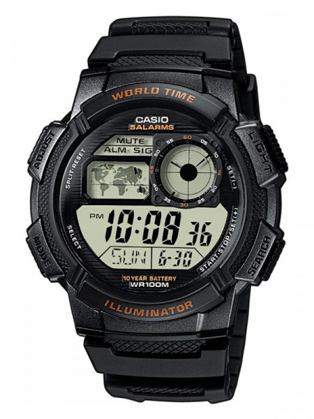 Годинник Casio ae-1000w