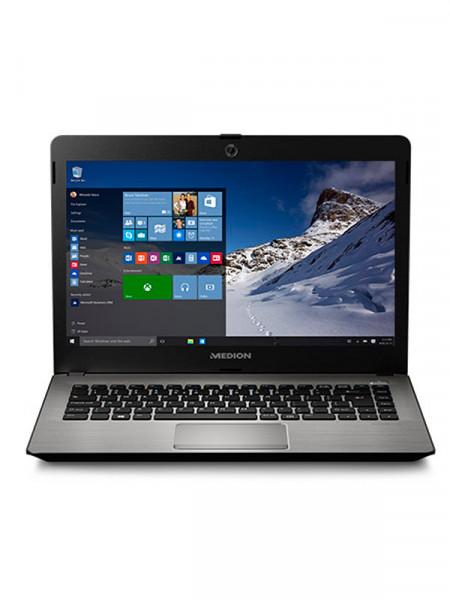 """Ноутбук экран 14"""" Medion pentium n3710 1,6ghz/ ram4gb/ hdd500gb+ssd64gb"""