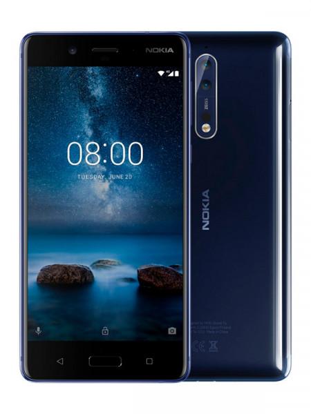 Мобільний телефон Nokia 8 ta-1004 4/64gb