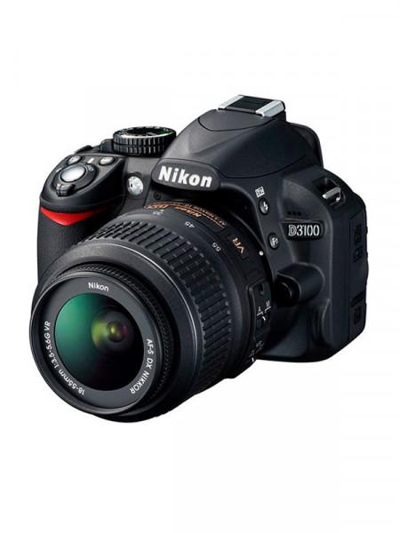 Фотоаппарат цифровой Nikon d3100 обьектив nikon af-s18-55