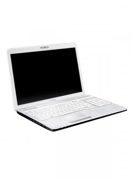 "Ноутбук экран 15,6"" Toshiba pentium p6200 2,13ghz/ ram2048/ hdd320gb/ dvd rw"