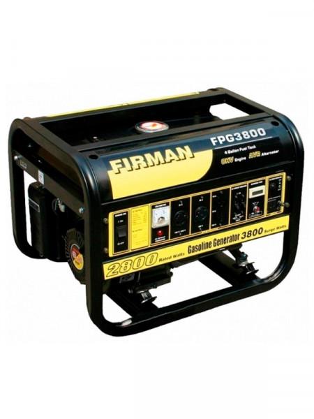 Бензиновый электрогенератор Firman fpg3800 2.8квт