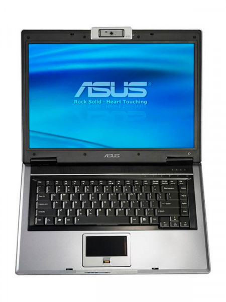 "Ноутбук екран 15,4"" Asus core 2 duo t5750 2,00ghz /ram1024mb/ hdd160gb/ dvd rw"