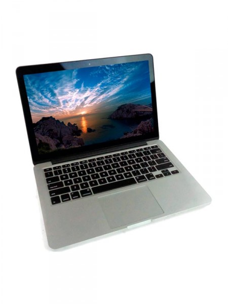 Ноутбук єкр. 13,3 Apple Macbook Pro core i5 2,4ghz/ ram4gb/ ssd128gb/ retina/video intel iris 5100/ a1502