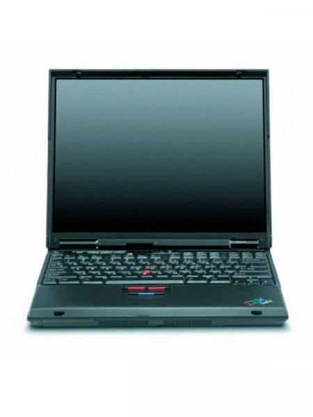 "Ноутбук экран 14,1"" Ibm pentium iv 2,2ghz/ ram1024mb/ hdd60gb/ dvd rw"